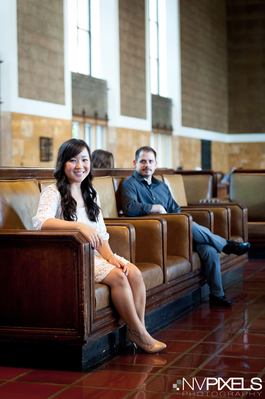 NVP 0065 PR Kyong and Joseph Engagement Session in Los Angeles and Pasadena, CA